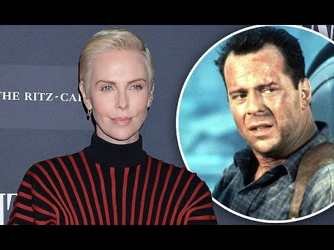 Charlize Theron wants to star in lesbian remake of Die Hard