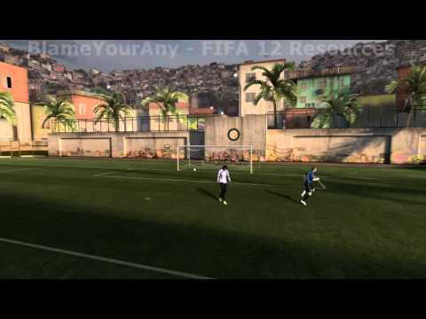 FIFA 12: Scoop Lob Tutorial (HD)