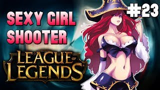 🎮League of Legends - Match #23 Miss Fortune🎮 Sexy Girl Shooter