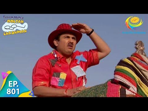 Taarak Mehta Ka Ooltah Chashmah - Episode 801 - Full Episode