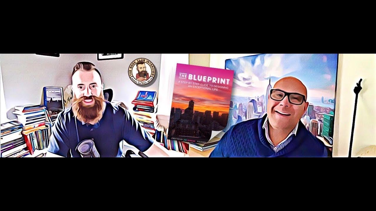 The blueprint book club interview with joe duncan youtube the blueprint book club interview with joe duncan malvernweather Images