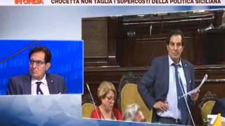 MA CROCETTA NON AVEVA PROMESSO DI RISANARE LA #SICILIA E LIQUIDARE GLI SPRECHI PUBBLICI?