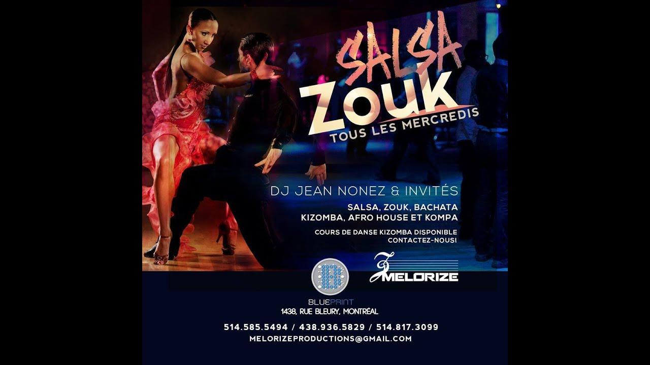 Melorize prsente salsa zouk en 2 minutes youtube melorize prsente salsa zouk en 2 minutes malvernweather Choice Image
