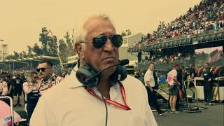 Lawrence Stroll Being A Bond Villain In Drive To Survive