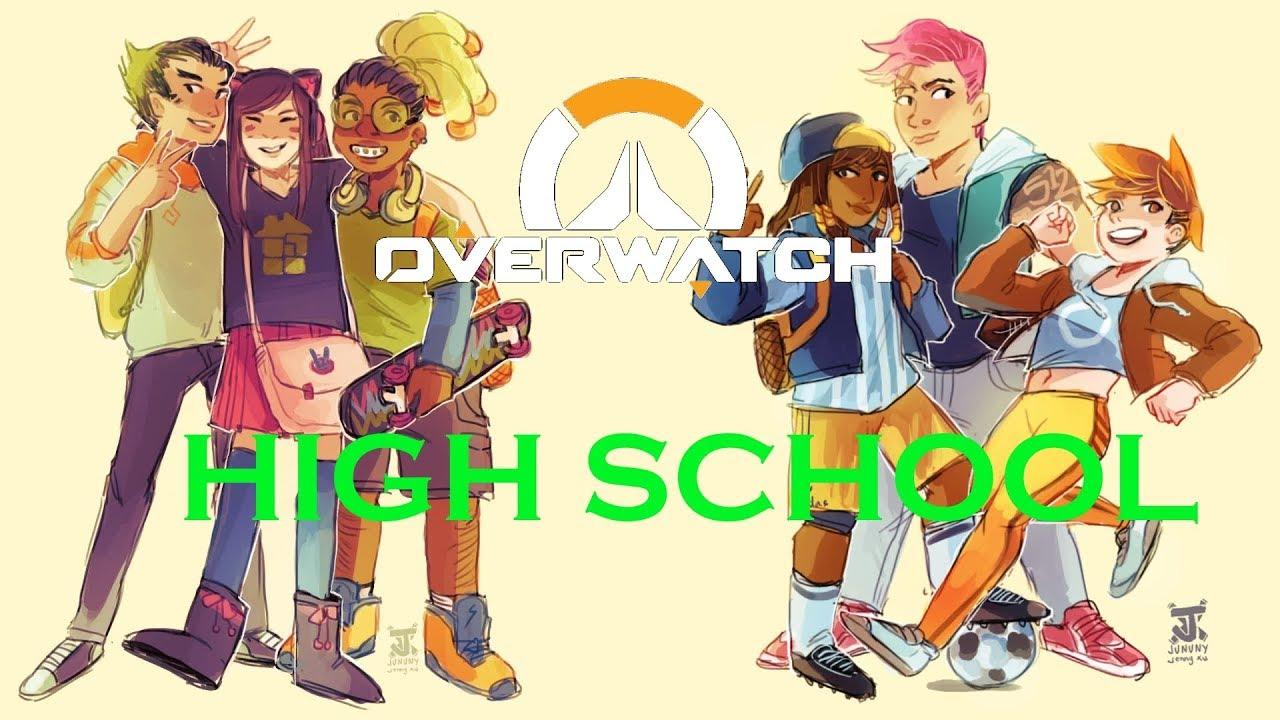 VAs readOverwatch High School YouTube