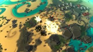 Planetary Annihilation Kickstarter Trailer
