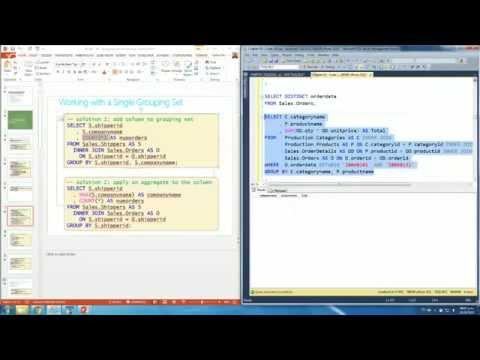 Consultas en MS SQL Server 2012 - Encuentro 03