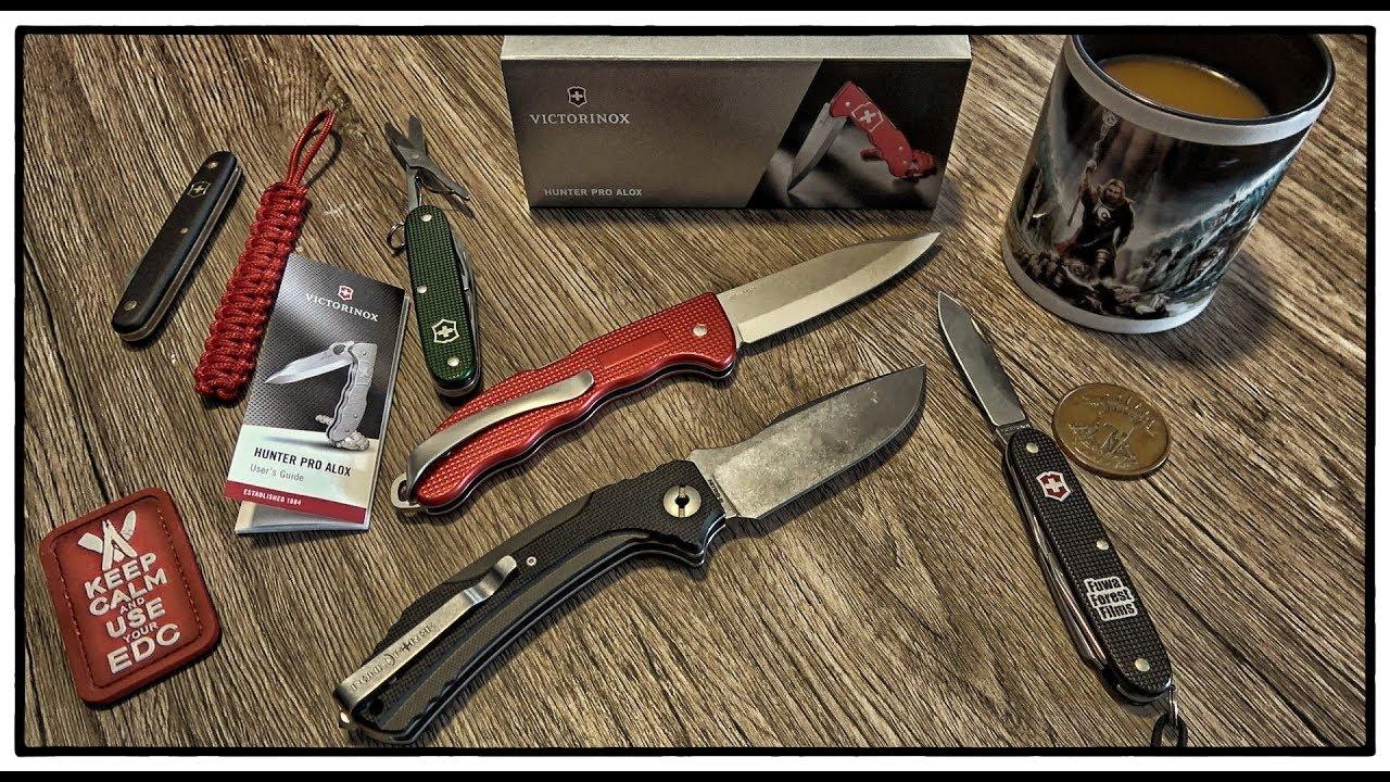 0.9415.20 Victorinox Hunter Pro Alox Rot