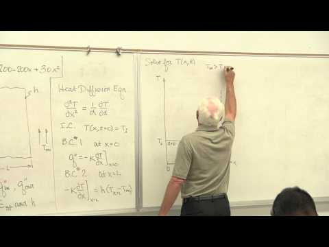 Heat Transfer: One-Dimensional Conduction (4 of 26)