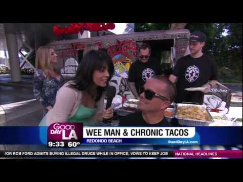 Wee Man, Chronic Tacos, Charlie Palmer, Bloomingdales Burger Challenge