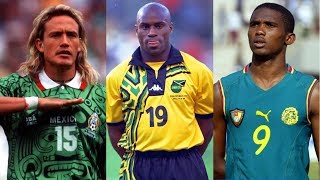 The 20 Worst World Cup Kits Of All Time