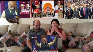 """PM Narendra Modi says """"Everything Is Fine"""" in different Indian languages 