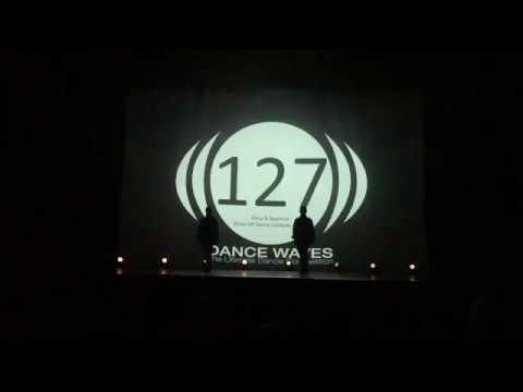 Fleur U0026 Beyoncé First Place Dance Waves Competition Gent