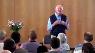 Tony Parsons • Munich May 2014 • Friday (Part 1 of 2)