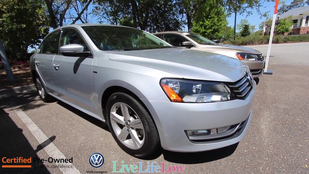 Volkswagen Mt Pleasant >> 2015 Volkswagen Passat Limited Review Low Country Vw Mount Pleasant Sc Charleston Sc