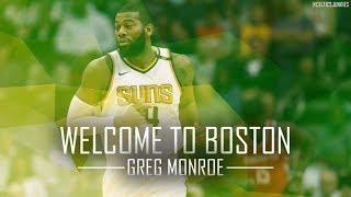 Greg Monroe - Welcome to Boston Celtics Mix!