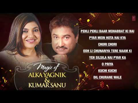 Magic of Alka Yagnik & Kumar Sanu Superhit Bollywood Songs  NonStop Hits  Jukebox
