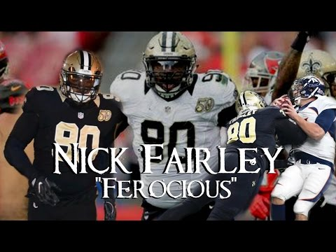 "Nick Fairley || ""Ferocious"" ᴴᴰ 