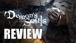 Demon's Souls Remake Review - PS5's First Killer App (Video Game Video Review)