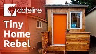 the man building tiny homes for the homeless in Los Angeles