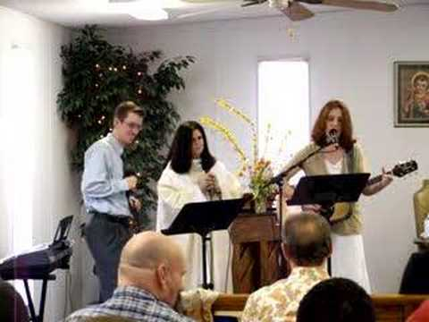 Bethel MCC: The Praise Team sings for Easter Service from YouTube · Duration:  3 minutes 35 seconds