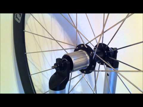 Tiger Frog C-Series Carbon Clincher Wheels
