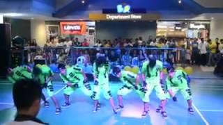 ubayanos dance crew bq mall grand finals