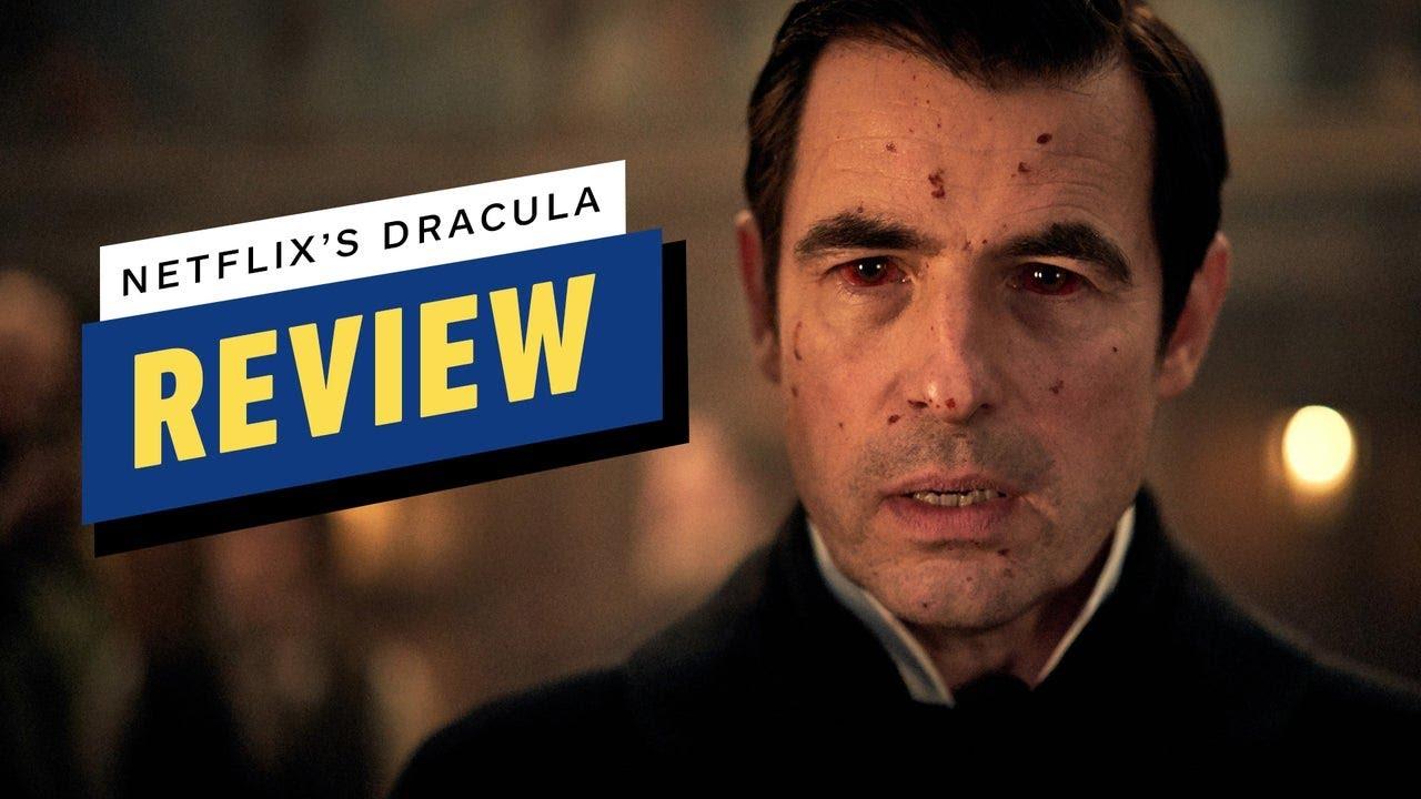 Drácula de Netflix - análisis + vídeo