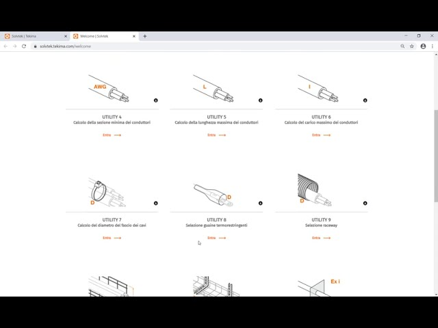 Introduzione al Solvtek | Tekima
