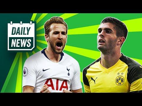 Pogba PRAISES Mourinho, Pulisic to Liverpool, Hazard to Dortmund ► Onefootball Daily News