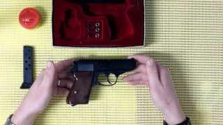 ERMA - WERKE Mod. ERP 74 cal. 4mm M20