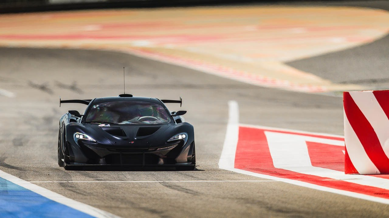 Mclaren p1 gtr extreme track weapon unveiled pictures - Mclaren P1 Gtr Extreme Track Weapon Unveiled Pictures 17