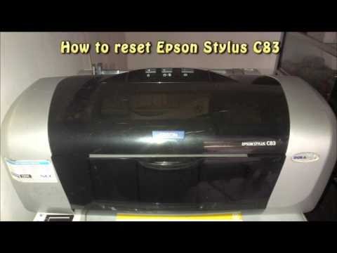 EPSON STYLUS C83 DRIVERS FOR WINDOWS MAC