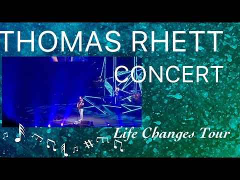 Thomas Rhett Concert! Life Changes Tour In Syracuse