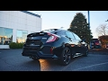 2017 Honda Civic Sport Touring Hatchback | UP CLOSE AND PERSONAL | #40