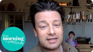 Jamie Oliver's Tips for Food Shopping & Cooking During the Coronavirus Lockdown | This Morning