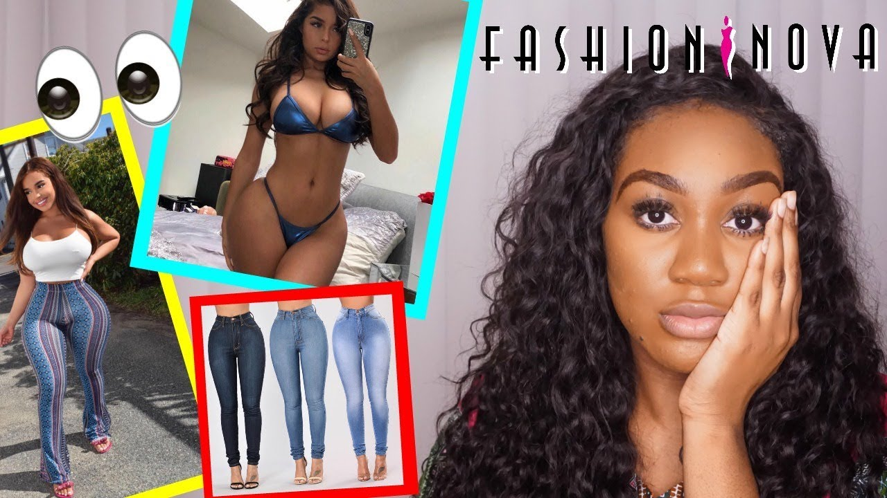 Fashion Nova RUINS Female Image #GirlTalk