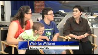 Walk for Williams helps Perrysburg, Ohio kids with rare genetic disorder