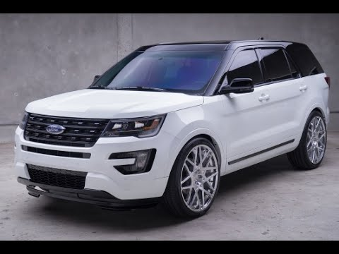 2018 Ford Explorer - YouTube