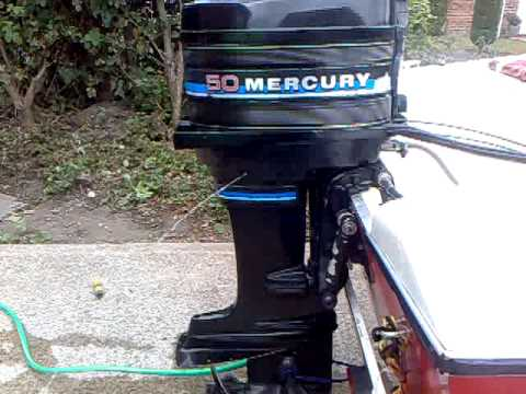Mercury 500 outboard manual thunderbolt cable