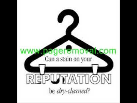 Web Reputation Management Online Search Repair