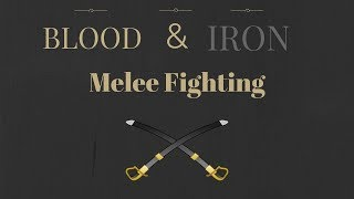 Blood and Iron Melee Tips