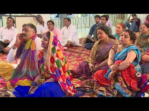 Murlika Ji Bhagwat katha Subhashnagar Delhi 2017 Part 02