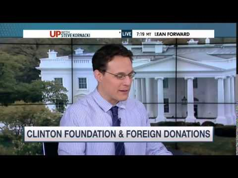 "Chris Matthews On Clinton Foundation Scandal: ""When Countries Give You Money, They Want Something"""