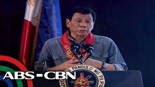 ANC Live:Duterte scoffs at Baste's relationship with Ellen Adarna
