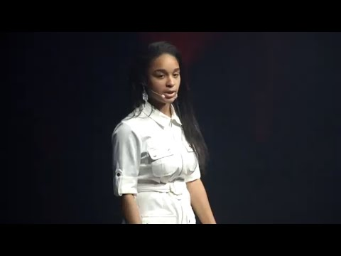 Teen stress from a teen perspective | Michaela Horn | TEDxNaperville