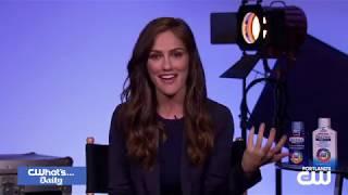 Minka Kelly powers through the season with Nicole DeCosta