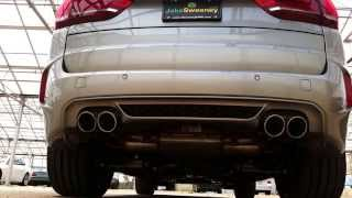 bmw x5m f85 cold start exhaust sound