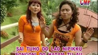 Silaen Sister - Sae Mai - (Kompilasi Disco Dangdut Batak)