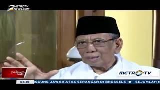 Pelita Hati : KH Hasyim Muzadi Agama Dan Politik | Berita Metro Hari ini